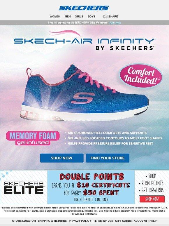skechers membership
