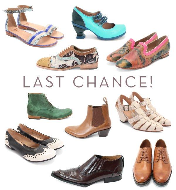 John Fluevog Shoes: Extra 15% off Sale