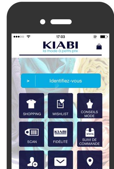 application kiabi vetement fille pas cher. Black Bedroom Furniture Sets. Home Design Ideas