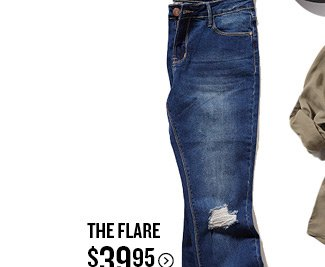 Cotton On: TREND UPDATE: Introducing The Flare   Buy One, Get One ...