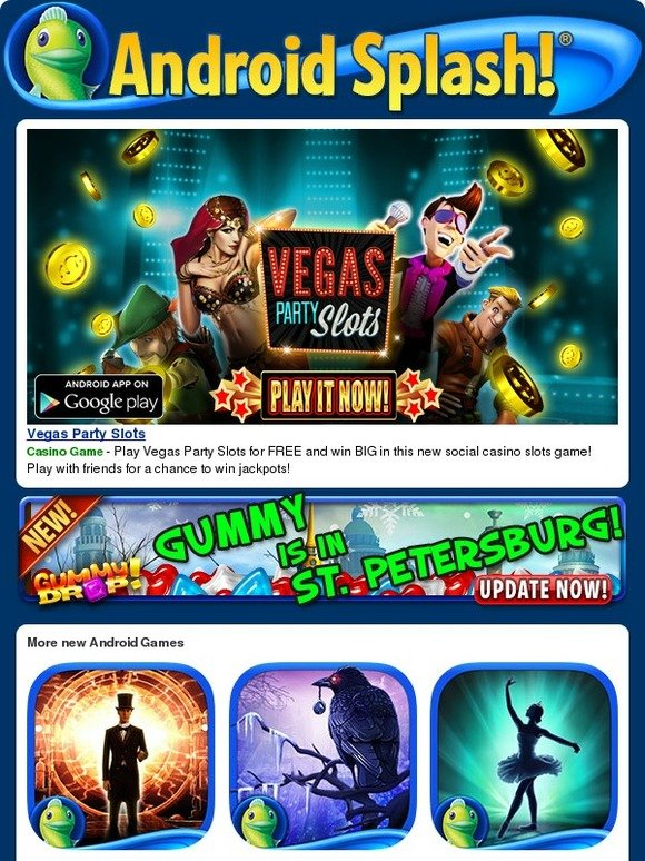 Big Fish Games Vegas Party Slots Is New Play Free Win