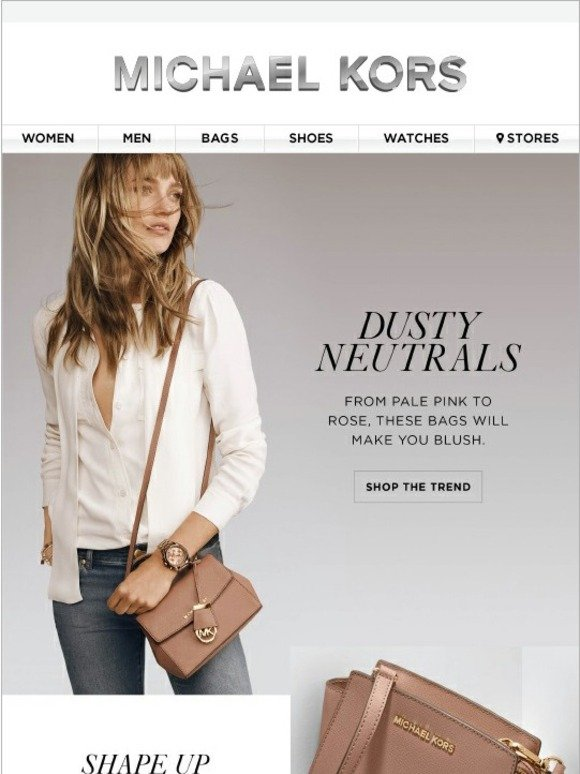 Michael Kors How To Wear Fall S New Neutrals Milled