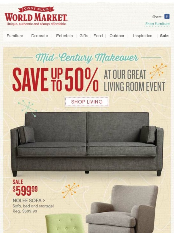 100 Cost Plus Sofas Cost Plus World Market 61