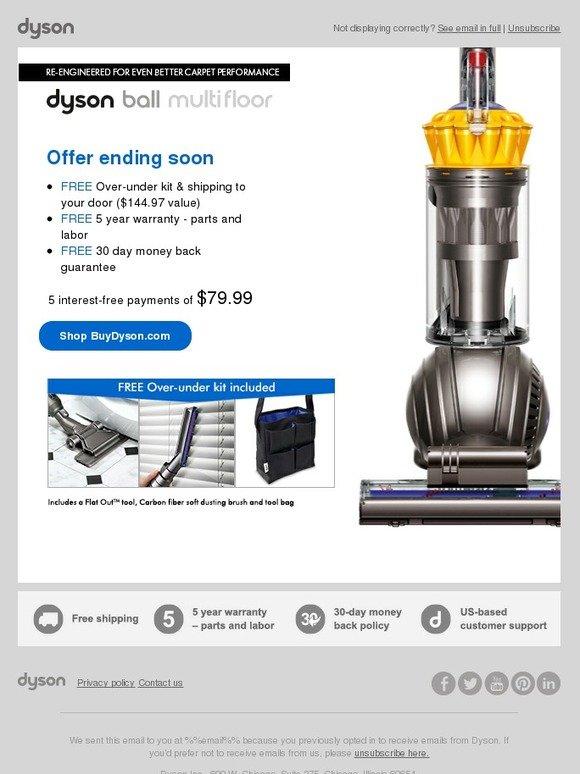 Dyson email robot dyson vacuum