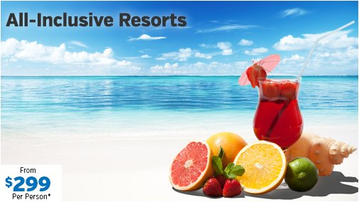 Costo All Inclusive Resort Vacations From 299 Milled