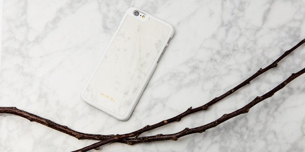 Touch of Modern Marble Phone Case