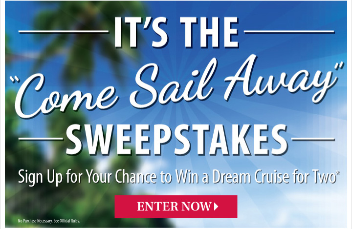 BJs Wholesale Club: ENTER TO WIN A CRUISE FOR TWO & UP TO A $500