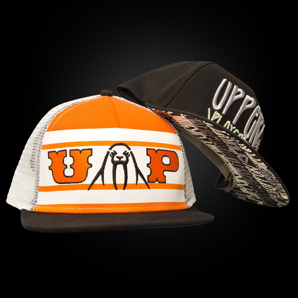 Upper-playground-snapback-sao-script-up-stripe-cap