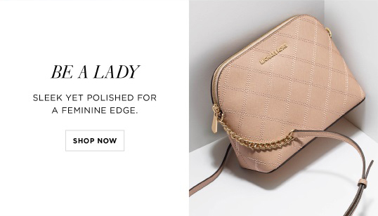 Michael Kors Bags To Make You Blush Milled