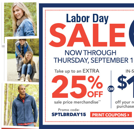 Herbergers Labor Day Sale Coupons Inside + EXTRA 30% off Jeans | Milled