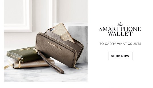 Michael Kors How To Find A Wallet For Every Need Milled