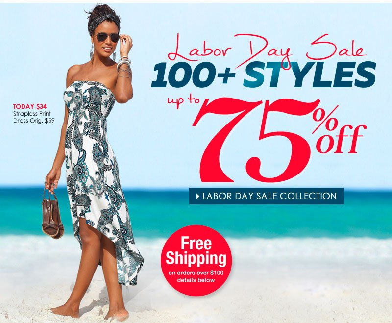 Venus Fashion Labor Day Sale Starts Now Up To 75 Off Milled