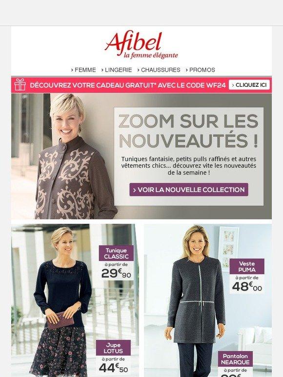 Afibel FrZoom SemaineMilled De Nouveautés La Sur Les NnOZ8P0wkX