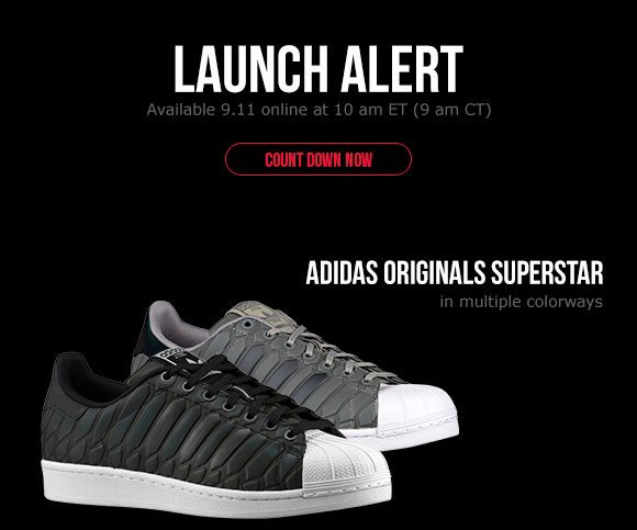 68e9ceaf282 Foot Locker  Releasing tomorrow  adidas Originals Superstar Xeno ...