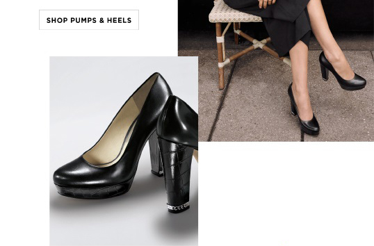Michael Kors Shoe La La Milled