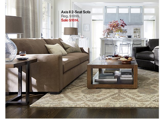 Crate And Barrel Final Weekend 15 Off Top Rated Sofas