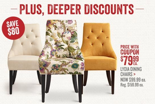 Lydia Dining Chairs. Cost Plus World Market  It s HERE  Rug Caravan is BACK   20