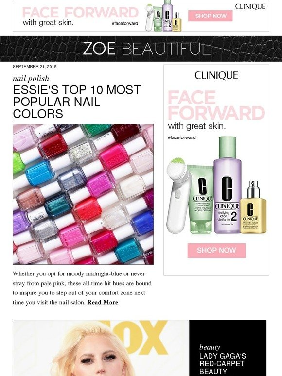 Delighted 3d Nail Art Designs Pictures Tiny Nail Polish Holder Walmart Clean Gel Nail Polish Directions Justice Nail Polish Youthful Cobalt Blue Nail Polish Orange3d Nail Art Accessories Rachel Zoe: The Most Popular Nail Polish Colors Of All Time | Milled