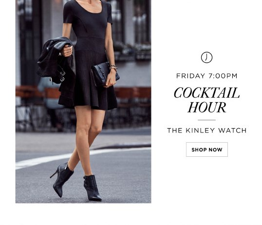 Michael Kors Weekend O Clock Sale Milled