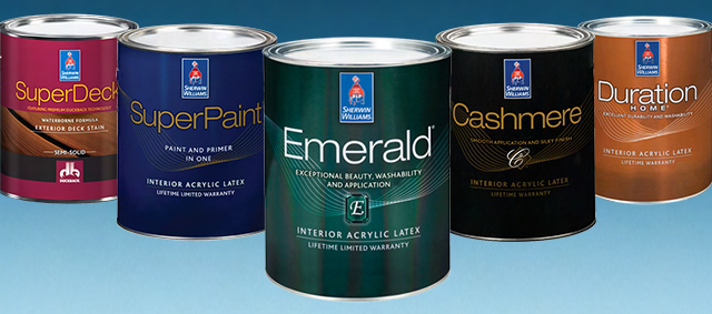 How Much Is A Gallon Of Sherwin Williams Interior Super Paint