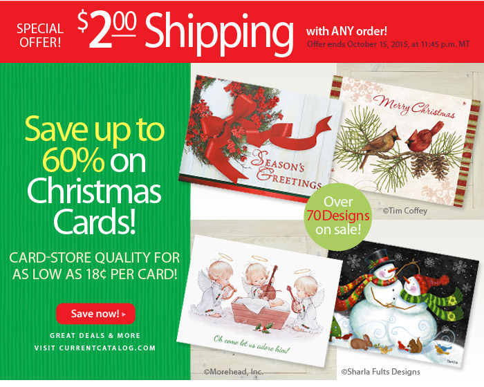 Current catalog its our christmas card sale plus 2 shipping milled current catalog m4hsunfo