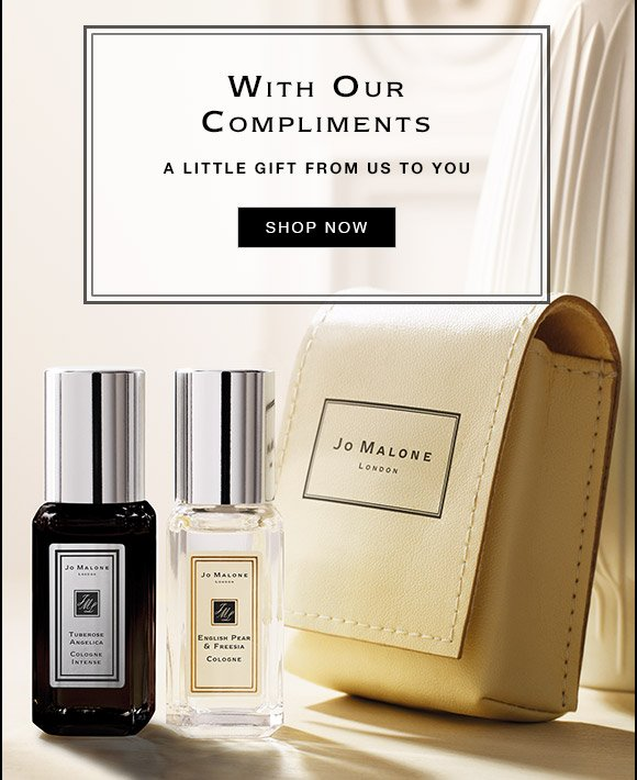 Jo Malone London Ends Todayreceive The Fragrance Combining