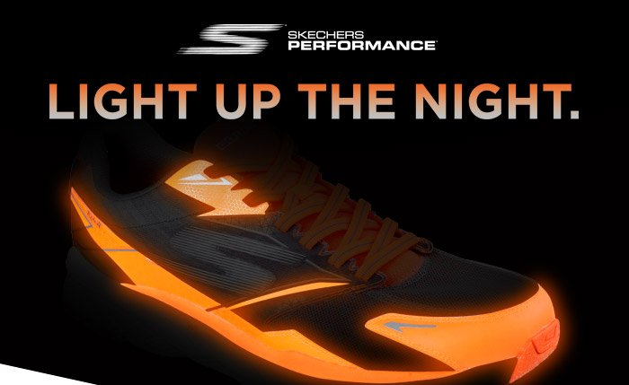 SKECHERS: LIGHT UP THE NIGHT in the all-new Skechers Nite Owl | Milled
