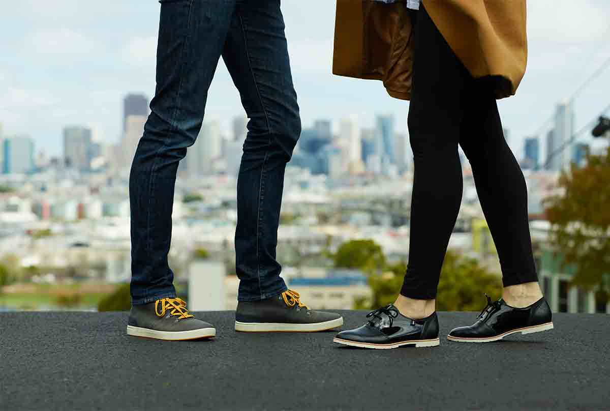 Ahnu Footwear: New city-chic styles for