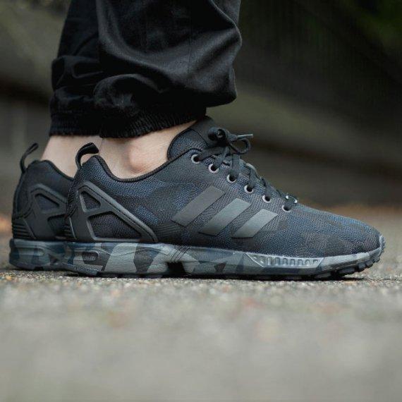 Adidas Zx Flux Core Black Carbon