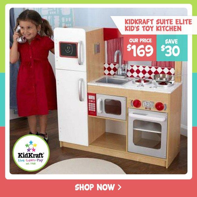 Dealsdirect 10 xmas gifts for kids big kidkraft wooden kitchen kidkraft suite elite childrens toy kitchen workwithnaturefo