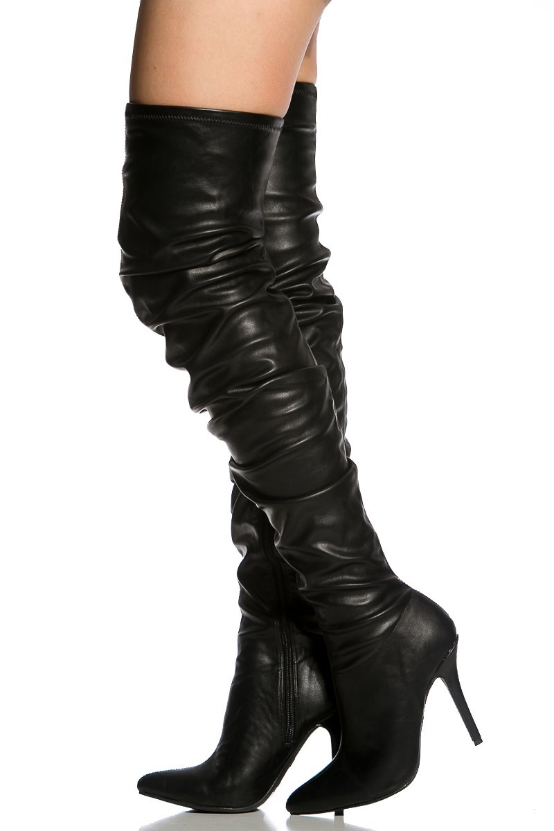 ca2fbb68a8d15 CiciHot.com: Most Popular Thigh High Boots! | Milled