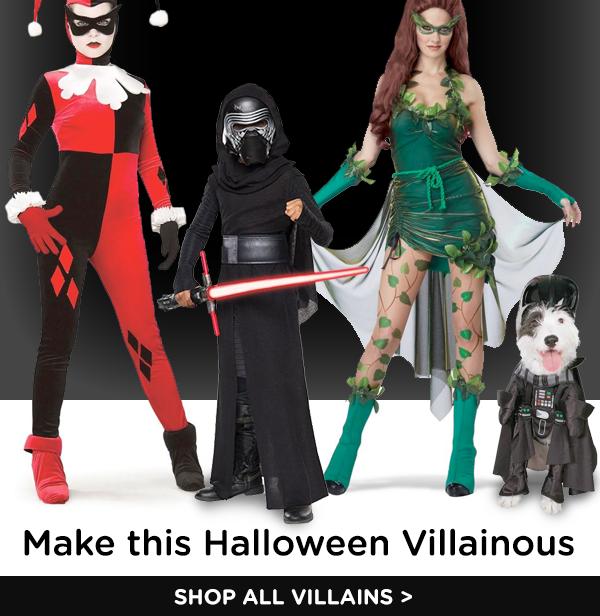 Shop All Villains