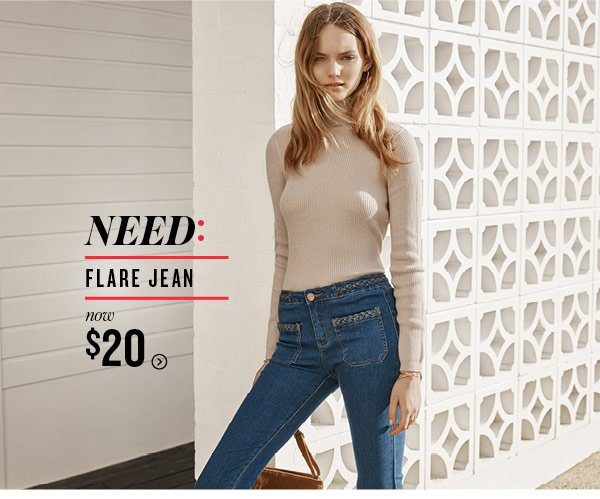 Cotton On: News In: Denim From $20 | Milled