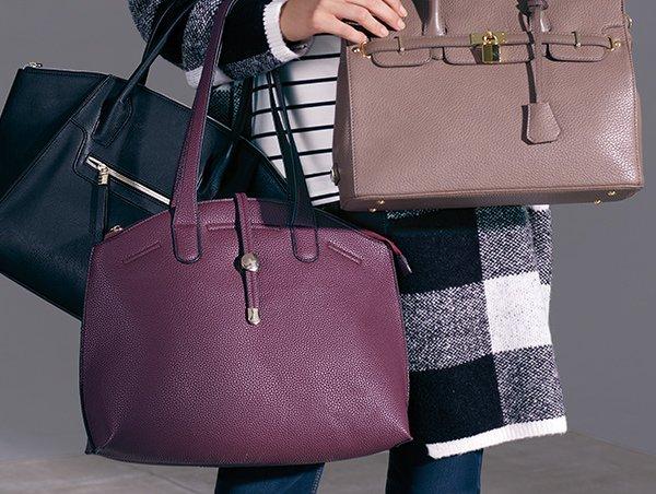 burlington coat factory it s all in the bag milled. Black Bedroom Furniture Sets. Home Design Ideas