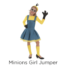 Minions Girl
