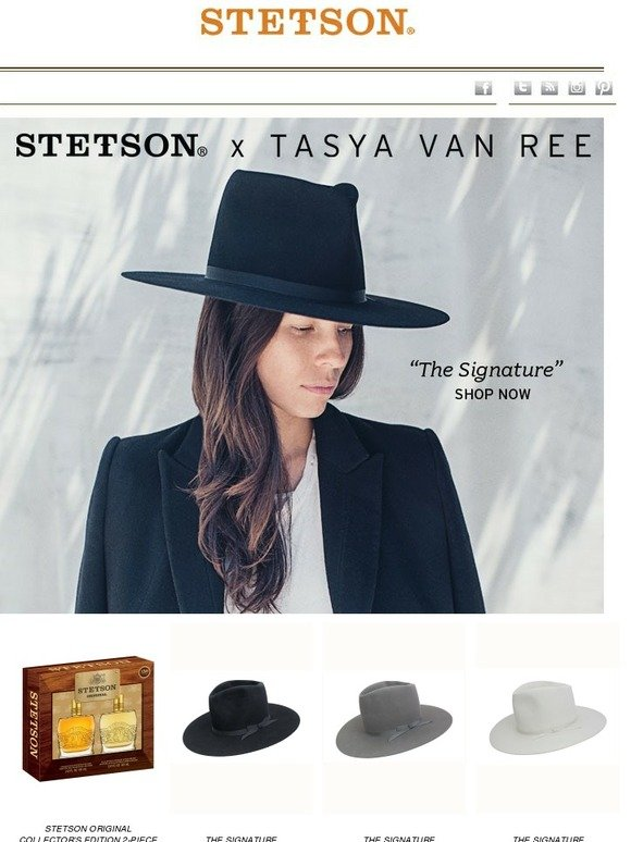 d67463ee37fd3 STETSON  Now Available for Pre-order...