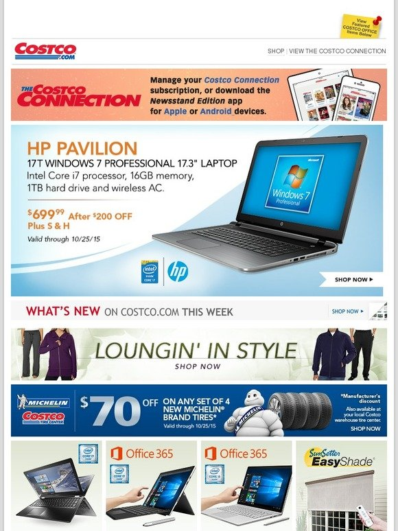 Costo Save On The Hp Pavilion 17t Windows 7 Professional