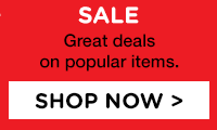 Sale - Great deals on popular items!