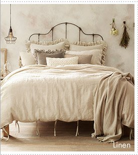 Bed Bath And Beyond New Washed Linen Bedding By Wamsutta