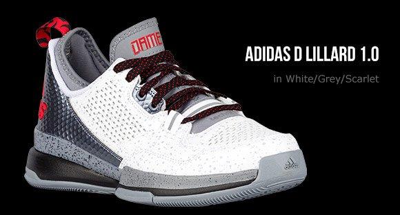 Foot Locker  Releasing tomorrow  adidas D. Lillard 1.0!  3086ca4e2d49
