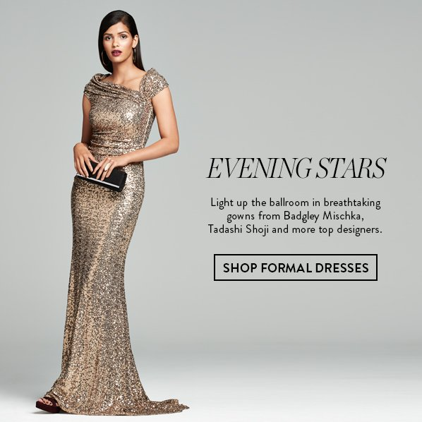 Nordstrom Formal Gowns Badgley Mischka Tadashi Shoji And More
