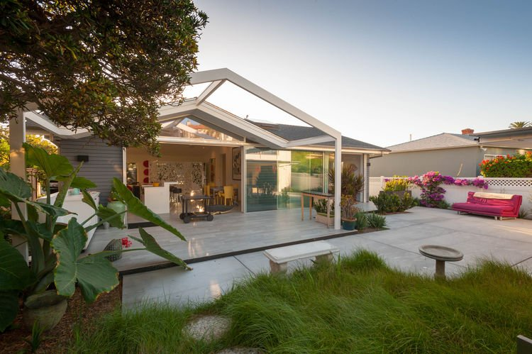 California Cottage Renovated For Indoor Outdoor Living