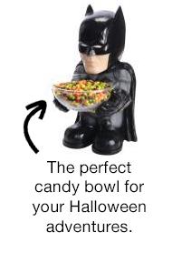 Batman Candy Bowl