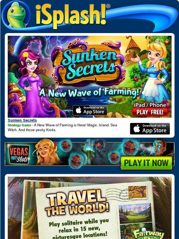 Magic freebies spin