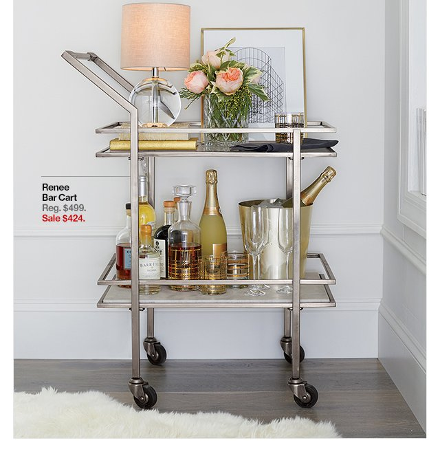 Crate and Barrel: 15% off select bars + Top-shelf tips for ...
