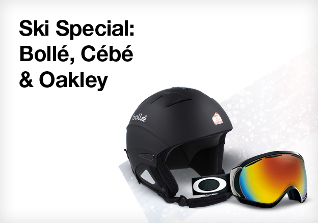 oakley bags amazon qrpv  Ski Special: Boll茅, C茅b茅 & Oakley