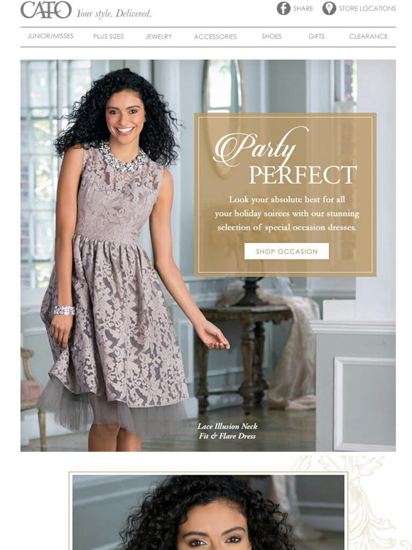 b779cf2a87 Cato  Party Perfect Dresses!