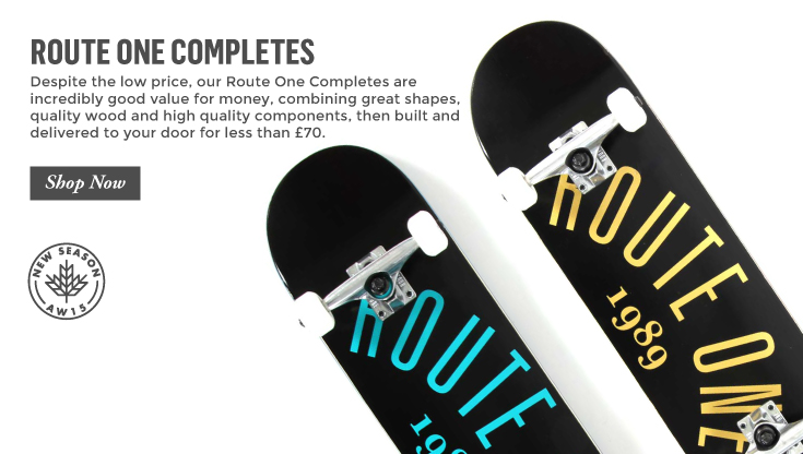Route One  Skate Hardware Release  5 Milled lNN4y1n4