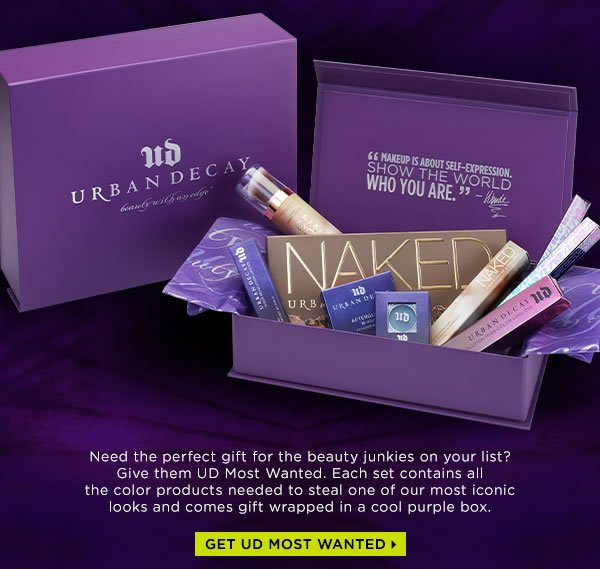 Urban Decay: These Sets Are Fully Loaded (and Gift Wrapped) | Milled