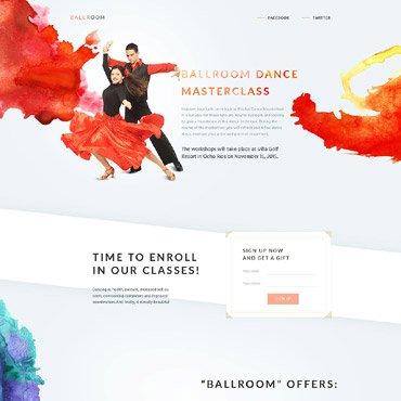 template monster slides framework green color in web design milled